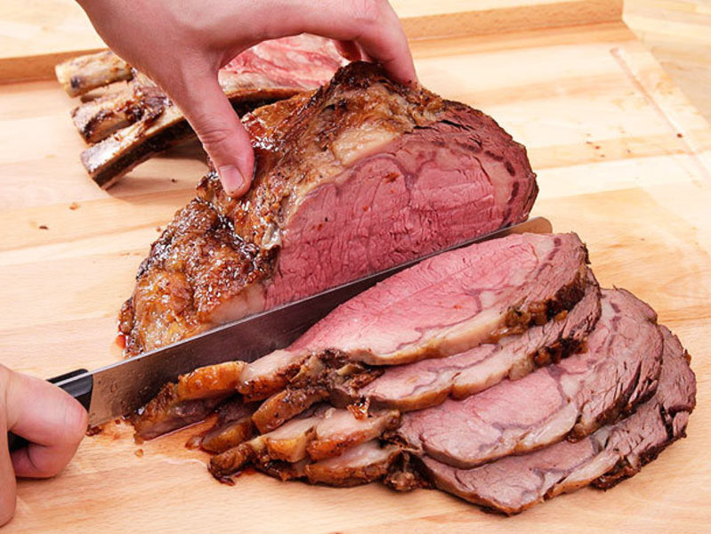 Set It And Forget It Prime Rib Roast Recipe By Kelly