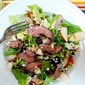 Steak and Blue Cheese Salads