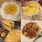 Fresh Semolina Egg Pasta
