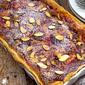 Raspberry Cheese Tart