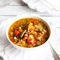 Slow Cooker Vegetable Barley Soup Recipe