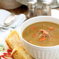Split Pea Soup with Carrots and Ham