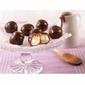 Chocolate Ice Cream Droplets