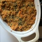 Coconut Kale & Sweet Potato Casserole