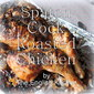 Roasted Spatch Cock Chicken