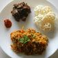 Red Rice Poha Bisibelebath