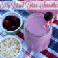 Berry Blend Flax Smoothie & Freezer Smoothie Packets