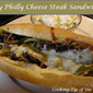 Easy Philly Cheese Steak Sandwiches
