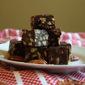 Dairy-Free Chocolate Pecan Fudge