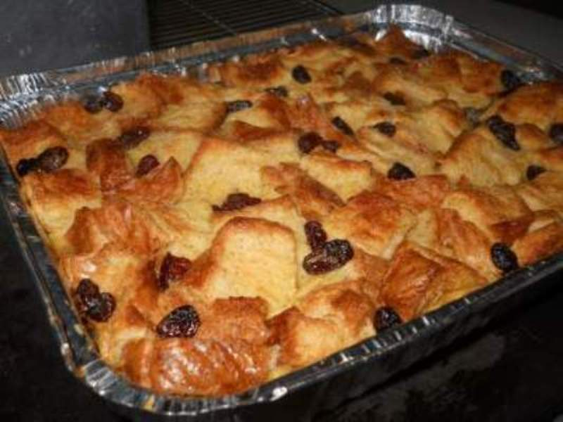 Custard Bread Pudding Recipe By Recipesn Cookeatshare