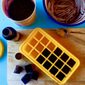 Carob Fudge - a wickedly nutritious winter treat