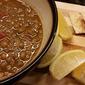 Lentil Garlic Soup