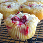 Cranberry-Lemon Crumb Muffins
