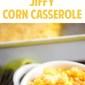 Jiffy Corn Casserole