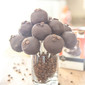 Coffee Chocolate Cake Pops