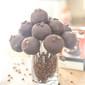 Coffee Chocolate Cake Pops