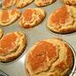 Paprika top MUFFIN - Buckwheat Chickpea flour -Gluten Free