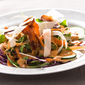 Shaved Winter Salad with Roasted Tomato and Shallot Vinaigrette