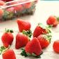 Balsamic Strawberry Walnut Pizza with Fresh Mozzarella and Basil #SundaySupper #FlStrawberry