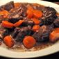 Slow Cooker Beef Provençal