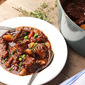 Beef Stew With Potato and Carrots