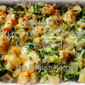 Skinny Broccoli and Potato Casserole
