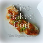 Miso Baked Cod