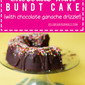 Birthdayriffic Chocolate Mint Cake