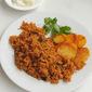 Easy Tomato Biryani/Thakkali Biriyani
