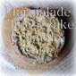 Marmalade Cheesecake Crumble Cake