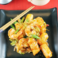 Ruth Reichl's Spicy Korean Rice Sticks with Shrimp and Vegetables