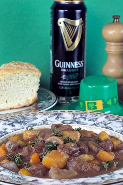 Irish Stew with Guinness (Pressure Cooker)