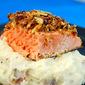 Pepita Encrusted Salmon