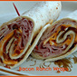 Bacon Ranch Wraps