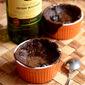 Individual Irish Coffee Chocolate Pudding Cakes