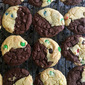 Ying Yang Cookies