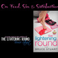 On Food, Sin & Satisfaction | The Lightening Round Author Guest Post #TLCBookTour