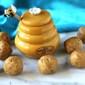 Coconut and Peanut Spread Energy Bites