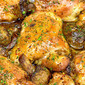 3-Ingredient Italian Chicken