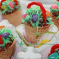 Ice Cream Cone Easter Baskets
