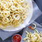 How to Make Curly Fries