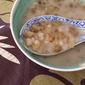 Green Bean, Barley and Sago Dessert Soup
