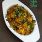 Aloo Anda Bhurji/Potato Egg Bhurji/Indian Potato Scrambled Eggs