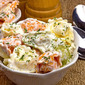 Creamy Italian Tortellini Salad