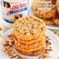 Oatmeal Peanut-Butterfinger Cookies