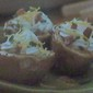 Microwave Loaded Baked Potatoes