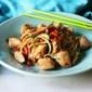 Chicken and Garlic Noodles