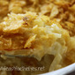 Creamy and Cheesy Funeral Potatoes