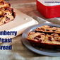 CRANBERRY YEAST BREAD RECIPE