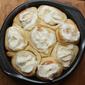 Lemon Sticky Buns with Cream Cheese Glaze